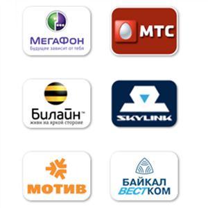 Операторы сотовой связи Большого Улуя