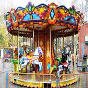 Парки культуры и отдыха Большого Улуя