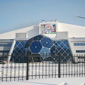 Спортивные комплексы Большого Улуя