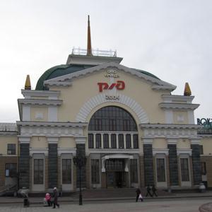 Железнодорожные вокзалы Большого Улуя