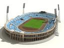 МБУ ГСК Олимп - иконка «стадион» в Большом Улуе